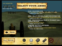 Selecting your cannon ammo- How to shoot a civil war cannon